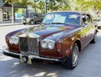 Rolls Royce Silver Shadow Long Whellbase Saloon