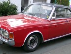 Ford Taunus 17M coupe