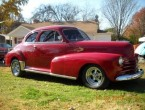 Chevrolet Fleetmaster Sport Coupe