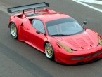 Ferrari 458 Italia competitione