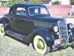 Ford 5 Window Coupe 35
