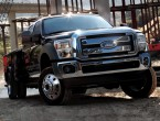 Ford F-550 SUPER DUTY CREW CAB