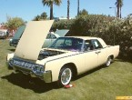 Lincoln Continental mkIII 4dr HT