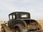 Model A 5 Window Coupe Stakebed Truck