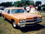 Chevrolet Impala Kingswood Station Wagon
