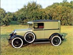 Ford Model A Deluxe Delivery