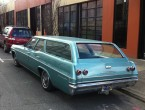 Chevrolet Bel-Air Wagon