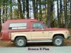 Ford Bronco II Eddie Bauer Edition