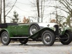 Bentley 3 litre tourer