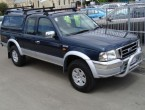 Ford Courier XLT Wellside 4x4