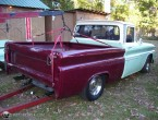 Chevrolet Custom Cab 10 Fleetside