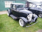 Ford Model B 5 Window Coupe