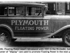 Plymouth Model 30U roadster