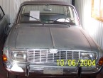 Ford Taunus 20 M Coupe
