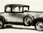 Reo Flying Cloud coupe