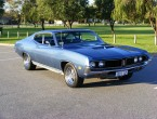 Ford Torino GT fastback