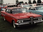 Edsel Citation 4dr HT