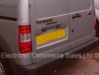 Ford Hymer Transit Van Mobile Home