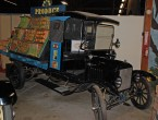 Ford Model T Form-A-Truck Conversion