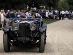 Bentley 4 litre tourer