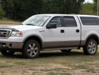 Ford F-250 King Ranch Special crew cab