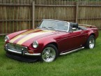 MG MGB roadster