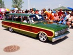 Ford Custom wagon