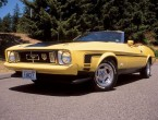 Ford Mustang 351 Convertible