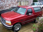 Ford Bronco XLT Eddie Bauer Edition