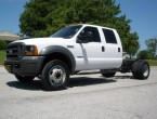 Ford F-550 Super Duty Power Stroke Diesel