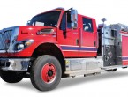 International Workstar Pumper