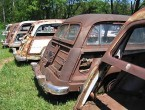 Ford Woodie wagon