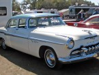 De Soto Adventurer 4dr HT sedan