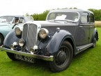 Rover 12HP Sports Saloon