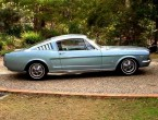 Ford Mustang Fastback 22