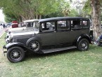 Ford Model A Limousine