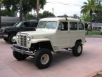 Willys Jeep Wagon