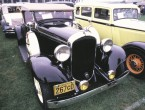 Plymouth Model U tourer