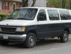 Ford Econoline Club Wagon