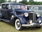 Packard Touring sedan