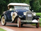 Ford A de Luxe Roadster