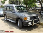 LAND ROVER Discovery 25L TDI