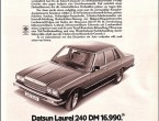 Datsun Laurel 240