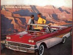 Ford Fairlane 500 Skyliner convertible