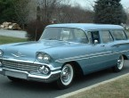 Chevrolet Brookwood wagon