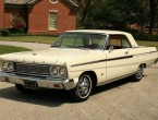 Ford Fairlane 500 2dr HT
