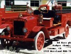 Moreland Model RB-Badger chemical-and-hose car