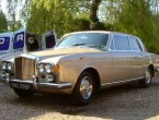 Bentley Continental MullinerPark Ward Two Door Saloon