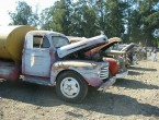 Ford F-6 1000 gallon Water Truck