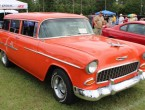 Chevrolet 210 2 Door Wagon